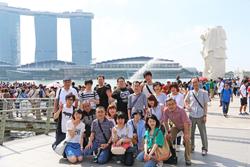 シンガポール研修旅行