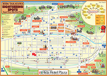 Takayama-cityTourist-Guide-map English Ver